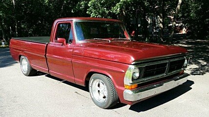 1972 Ford F100 for sale 100831806