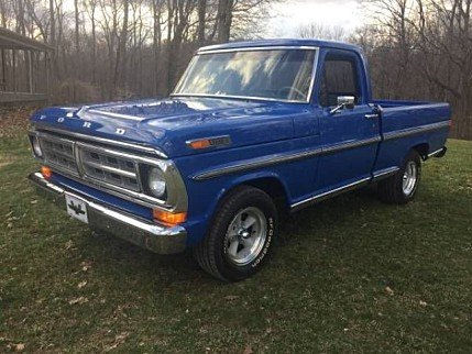 1972 Ford F100 for sale 100853142