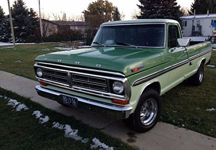 1972 Ford F100 for sale 100859719