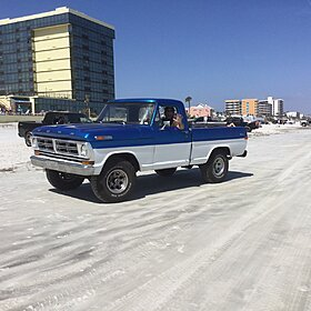 1972 Ford F100 for sale 100894019