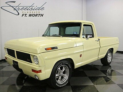 1972 Ford F100 for sale 100894340