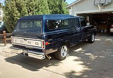 1972 Ford F100 for sale 100907136