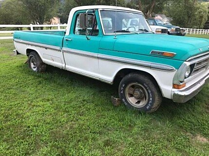 1972 Ford F100 for sale 100915470