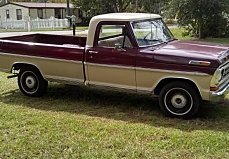 1972 Ford F100 for sale 100922942
