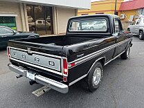 1972 Ford F100 2WD Regular Cab for sale 100929896