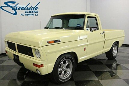 1972 Ford F100 for sale 100946725