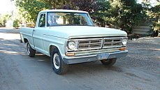1972 Ford F100 2WD Regular Cab for sale 100979041
