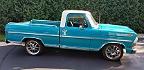 1972 Ford F100 2WD Regular Cab for sale 101022258