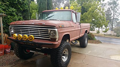1972 Ford F250 for sale 100754428