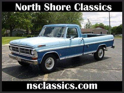 1972 Ford F250 for sale 100886713