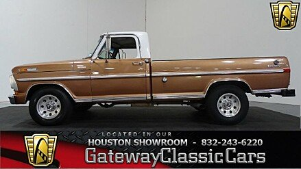 1972 Ford F250 for sale 100910635