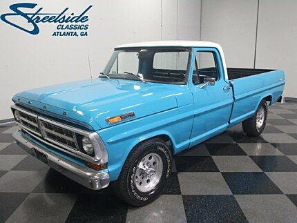 1972 Ford F250 for sale 100946402