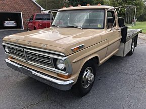 1972 Ford F350 for sale 101032333