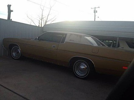 1972 Ford Galaxie for sale 100826228