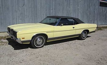 1972 Ford LTD for sale 100745891