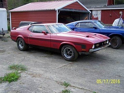 1972 Ford Mustang for sale 100803819