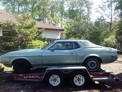 1972 Ford Mustang for sale 100803911