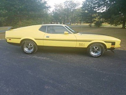 1972 Ford Mustang for sale 100804034