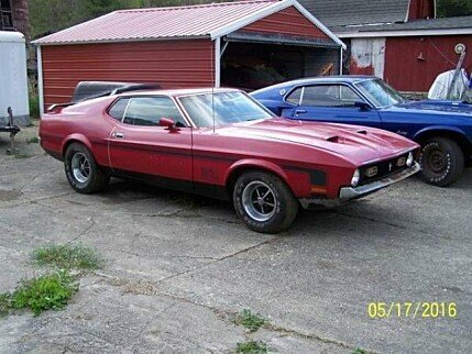 1972 Ford Mustang for sale 100807538