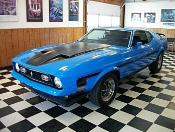 1972 Ford Mustang for sale 100812266