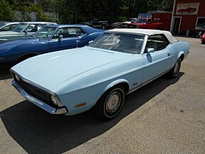 1972 Ford Mustang for sale 100826180