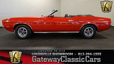 1972 Ford Mustang for sale 100887696