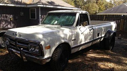 1972 GMC Custom for sale 100848274