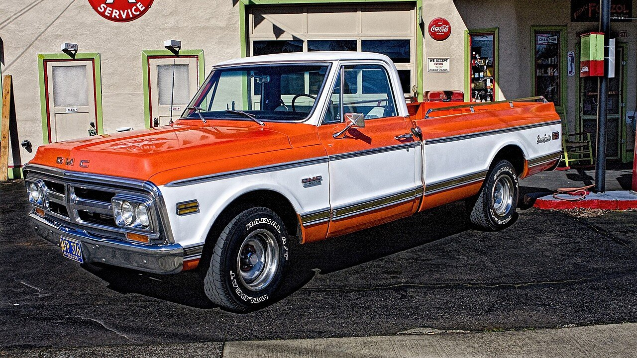 1972 GMC Other GMC Models for sale near Portland, Oregon ...