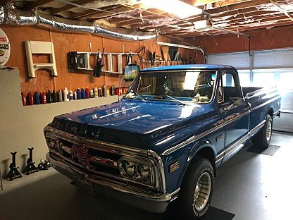 1972 GMC Pickup for sale 100977415