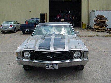 1972 GMC Sprint for sale 100757830