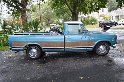 1972 International Harvester Pickup for sale 100748252