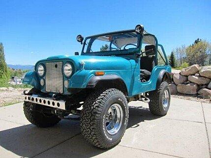 1972 Jeep CJ-5 for sale 100826322