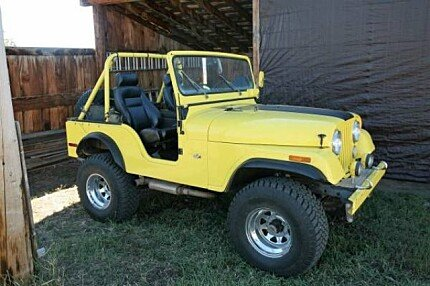 1972 Jeep CJ-5 for sale 100871580