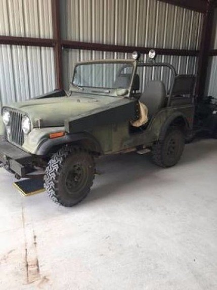 1972 Jeep CJ-5 for sale 100928911