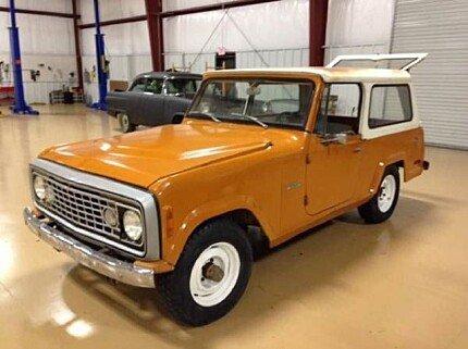 1972 Jeep Commando for sale 100826505