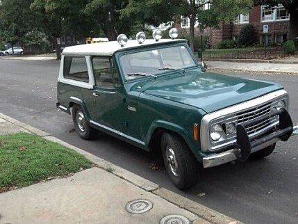 1972 Jeep Commando for sale 100833780
