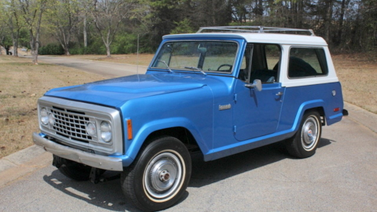 1972 Jeep Commando for sale 100858889
