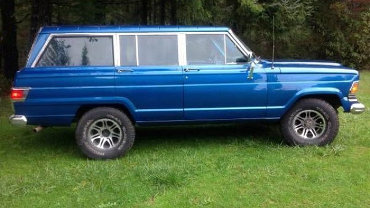1972 Jeep Wagoneer for sale 100837729