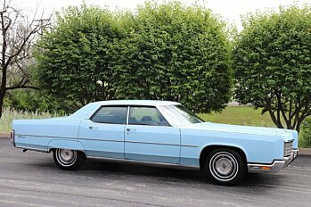 1972 Lincoln Continental for sale 101016881