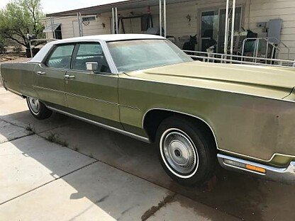 1972 Lincoln Continental for sale 100886355