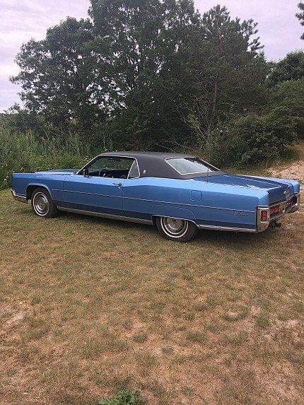 1972 Lincoln Continental for sale 100894451