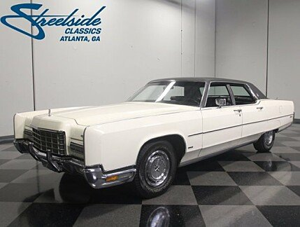 1972 Lincoln Continental for sale 100945612