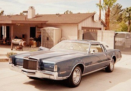 1972 Lincoln Mark IV for sale 100795056