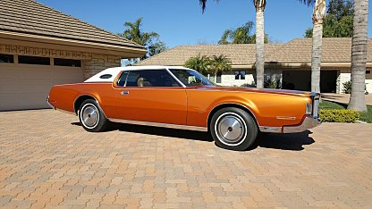 1972 Lincoln Mark IV for sale 100847883