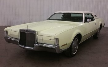 1972 Lincoln Mark IV for sale 100844869