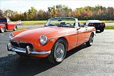 1972 MG MGB for sale 100779885