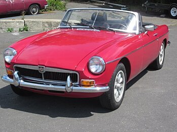1972 MG MGB for sale 100765076
