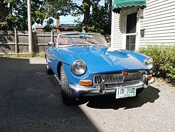1972 MG MGB for sale 100796753
