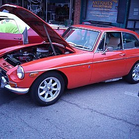 1972 MG MGB for sale 100865126