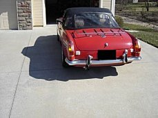 1972 MG MGB for sale 100870091